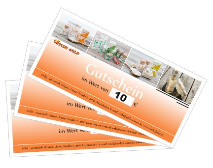 Gutschein € 10