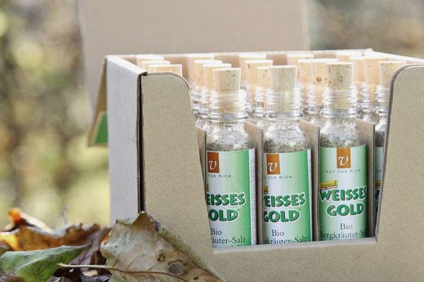 WEISSES GOLD® BIO BergKräutersalz 20g